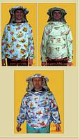 Куртка пчеловода льняная