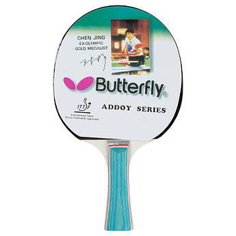Ракетка для настільного тенісу Batterfly Addoy Series Champ-F-2, 1шт