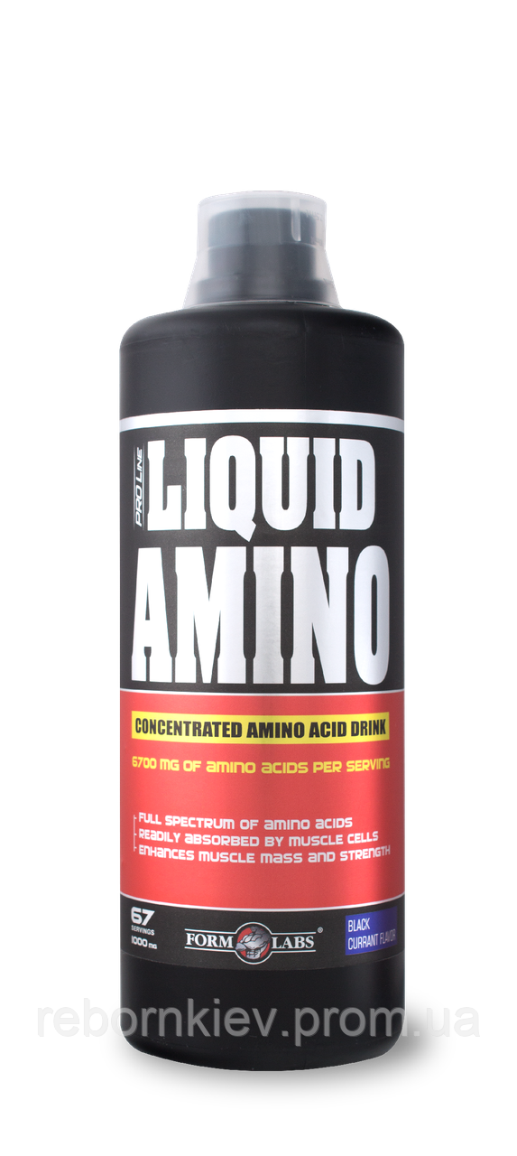 FL Amino Liquid 1000ml - смородина