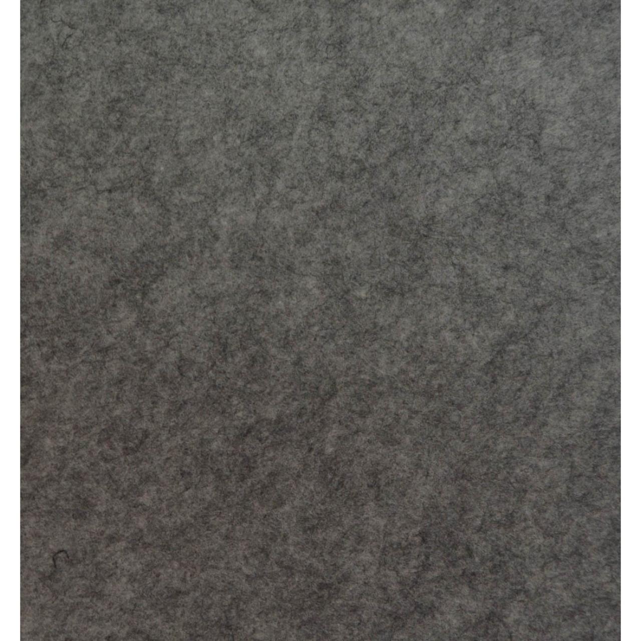 Набор Фетр жесткий, серый меландж, 21*30см, 10листов (Иран)