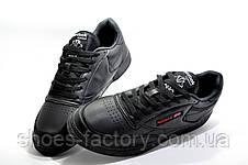 Кроссовки мужские в стиле Reebok Club C 85, Red\Black, фото 3