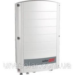 Мереживий інвертор SolarEdge SE27,6k - 3phase
