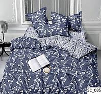 Полуторный комплект постельного белья (сатин)