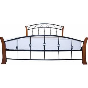 Кровать  Летиция Вуд Двуспальная, фото 2