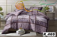 3D Двуспальное постельное белье Ranforce пуговицы