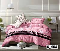 3D Семейное постельное белье Ranforce Pink