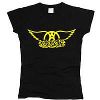 Aerosmith 01 Футболка женская