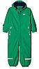 Зимний комбинезонLEGOWear(Дания) для мальчика  98, 104 см сдельный зеленый однотонный