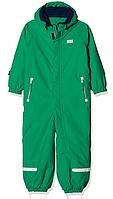 Зимний комбинезонLEGOWear(Дания) для мальчика  98, 104 см сдельный зеленый однотонный, фото 1
