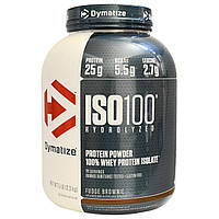 Протеин DM Iso-100 1.36кг - fudge brownie