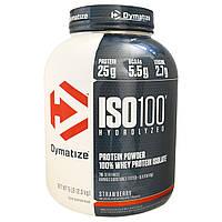 Протеин DM Iso-100 2.27кг - strawberry