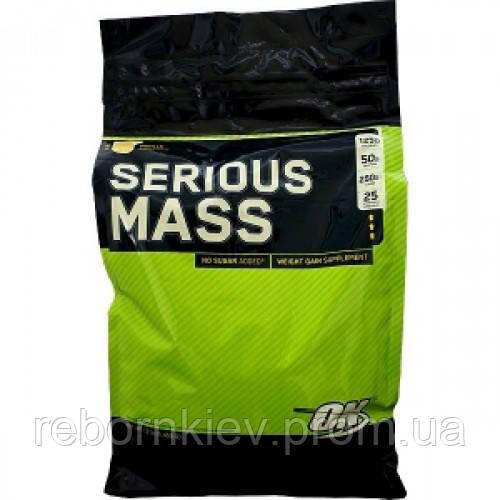 ON Serious Mass 5,443 кг - chocolate peanut butter