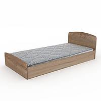 Кровать Нежность 90 МДФ Компанит