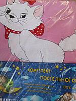 """Детское постельное белье в кроватку """"Тиротекс"""" Kitty"""