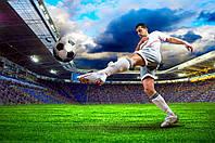 Вафельные картинки футбол спорт