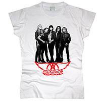Aerosmith 03 Футболка женская