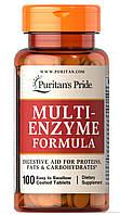 Multi Enzyme100 Tablets, фото 1