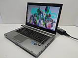 HP EliteBook 8460p Core i5 2520m 2.5-3.2, 4 ГБ озу, SSD 120 (240) ГБ новый, батар не держит, фото 3