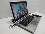 HP EliteBook 8460p Core i5 2520m 2.5-3.2, 4 ГБ озу, SSD 120 (240) ГБ новый, батар не держит, фото 4