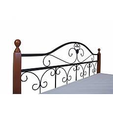 Кровать  Патриция Вуд Двуспальная, фото 3