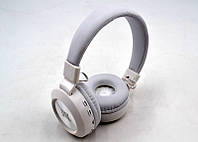Беспроводные Bluetooth наушники с микрофоном JBL T200BT Белый (K0185)