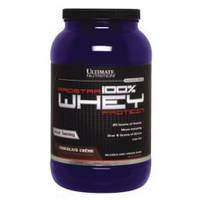 Протеин UltN PROSTAR Whey PROTEIN 907 г - rum raisin