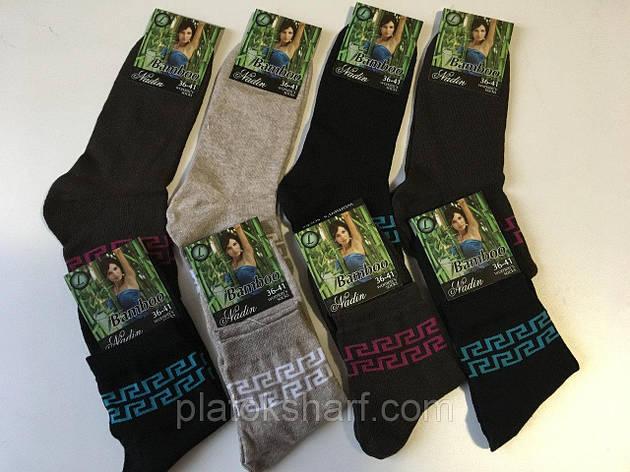 Носки женские высокие из Хлопка, фото 2
