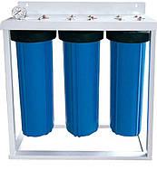 Система 3-х ступенчатой очистки Bio+ systems LS3 BB 20' напольная