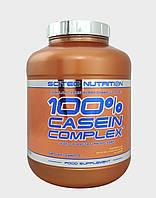 Казеиновый протеин SN 100% Whey Casein Complex 2350g - white chocolate-maracuja