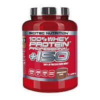 SN 100% Whey Protein Prof.+ ISO 870 г - strawberry-white chocolate