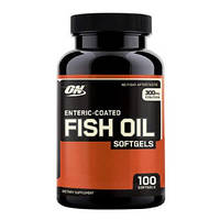 ON Enteric-Coated Fish Oil - 100 softgels