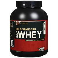 ON Whey Gold standard GF 2,347 кг-vanilla ice cream