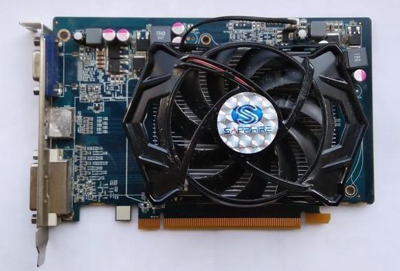 ВИДЕОКАРТА Pci-E RADEON HD 5670 c HDMI на 512 MB DDR 5 с ГАРАНТИЕЙ ( видеоадаптер HD5670 512 MB  )