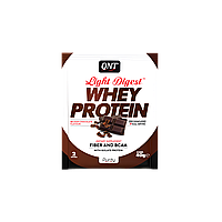 QNT Light Digest Whey Protein 500 g - Belgian Chocolate