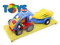 Машина-багги с прицепом, 39227