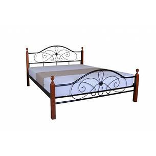 Кровать  Фелиция Вуд   Двуспальная, фото 2