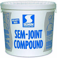 Semin SEM JOINT COMPOUND Готова шпаклівка 25 кг (Семін Сем Джоінт Компаунд)