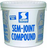 SeminSEM JOINTCOMPOUND Готова шпаклівка 25 кг (Семін Сем Джоінт Компаунд)
