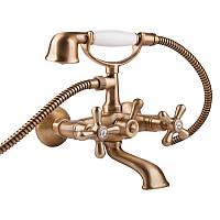 🇮🇹 Bianchi Old Fashion VSCOLF1023#OLF00VOT смеситель для ванны с душ.комплектом