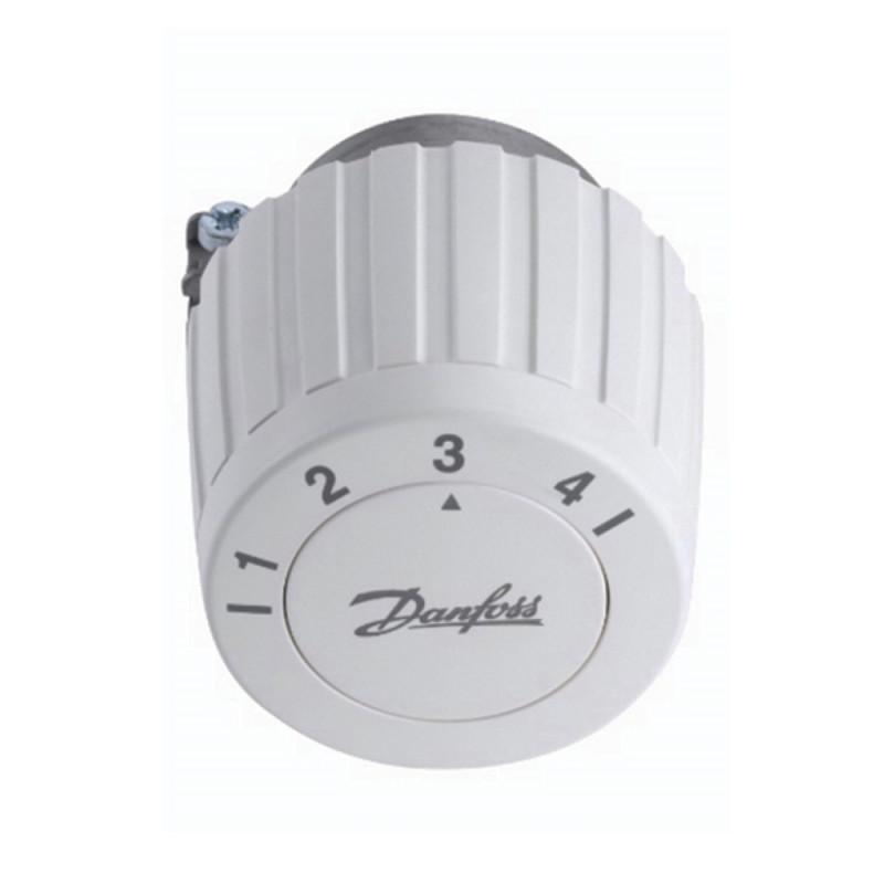 Термоголовка по теплоносителю FJVR (RTL) 10-50C 003L1040, Danfoss