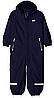 Зимний комбинезонLEGOWear(Дания) для мальчика  92, 98 см сдельный синий однотонный