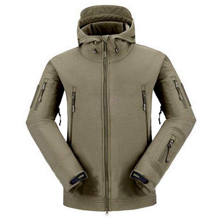 Куртка Soft Shell ESDY серая