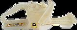 Бак топливный бензопилы Мотор Сич с корпусом, фото 3
