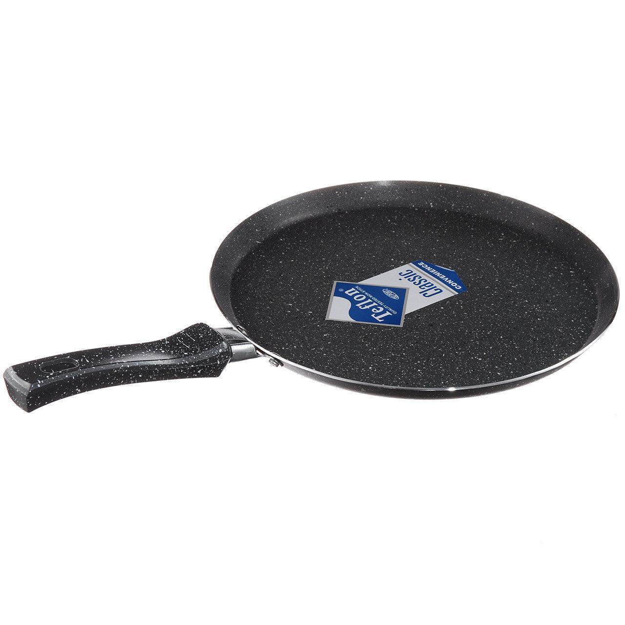 Сковорода мармурова для млинців A-PLUS 20 см