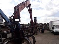 Перегружатель металлолома Atlas 1804MI