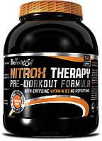 Предтренировочник NITROX THERAPY 340г - грейпфрут