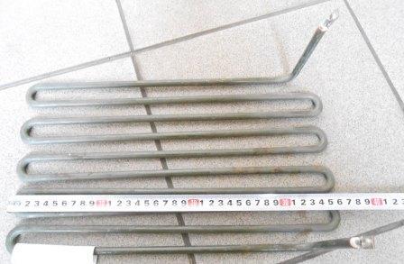 ТЭН 72061 2,5 кВт (с белым изолятором) для сковороды Kovinastroj (KOGAST) мод. EKP-7/40SL