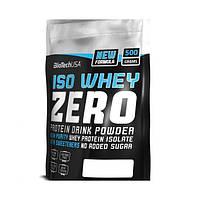 Протеин  ISO WHEY Zero lactose free 500g пакет - фисташки