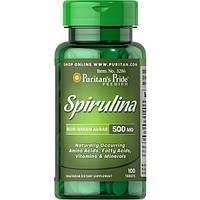 Spirulina 500 mg100 Tablets