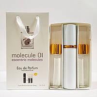 Подарочный набор с феромонами 3в1 Escentric Molecules Molecule 01